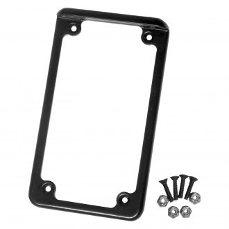 Radiantz® - White LED License Plate Frame