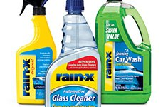 Rain-X® - Car Wash and Glass Cleansers