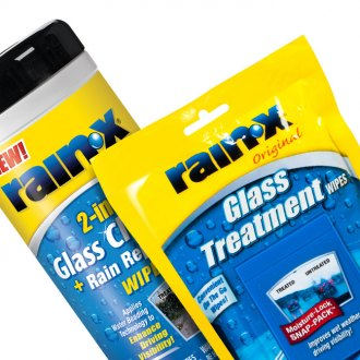 Rain-X® - Glass Treatment Wipes