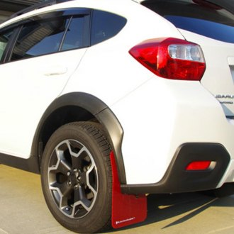 Subaru XV Crosstrek Mud Flaps & Splash Guards CARiD