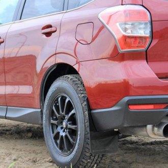 2017 Subaru Forester Mud Flaps Splash Guards Carid Com