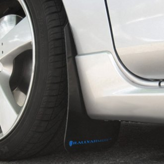 Rally Armor® - UR Series Mud Flap Kit with Rally Armor Logo