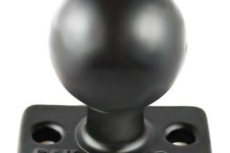 "RAM® - 1"" x 2"" Rectangle Base with 1.5"" Ball"