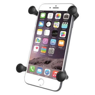 "RAM® - X-Grip® Large Phone/Tablet Cradle with 1"" Ball"