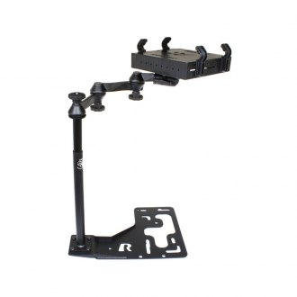 RAM® - No-Drill™ Laptop Mount for Heavy Duty Trucks