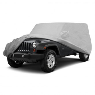 Rampage® - Custom Fit 4-Layer Breathable Car Cover