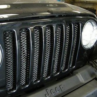 Rampage® - Black Main Grille