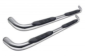 "Rampage® - 3"" Polished Round Step Bars"