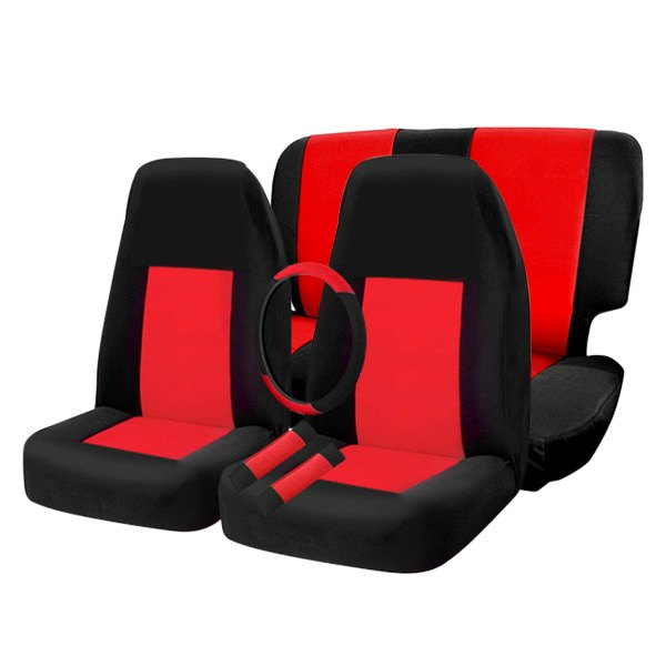 Image may not reflect your exact vehicle! Rampage® - Seat Cover Sets