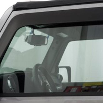 Rampage® - Tape-On Low Profile Ventvisor