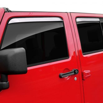 Rampage® - In-Channel Ventshade™ Window Deflectors