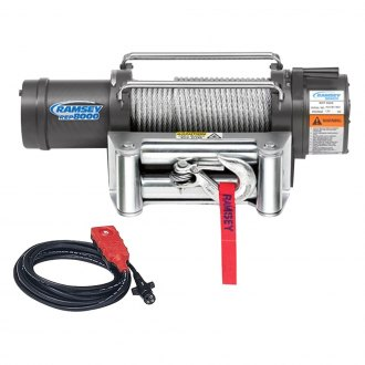 Ramsey Winch® - Rep 8000 R Roller Fairlead Electric Planet