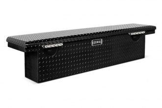 Ranch Hand® - Low Profile Diamond Plate Crossover Tool Box