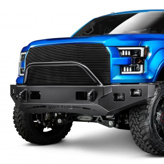 Ranch Hand® - Horizon BullNose Series Full Width Front HD Bumper with Pre-Runner Guard
