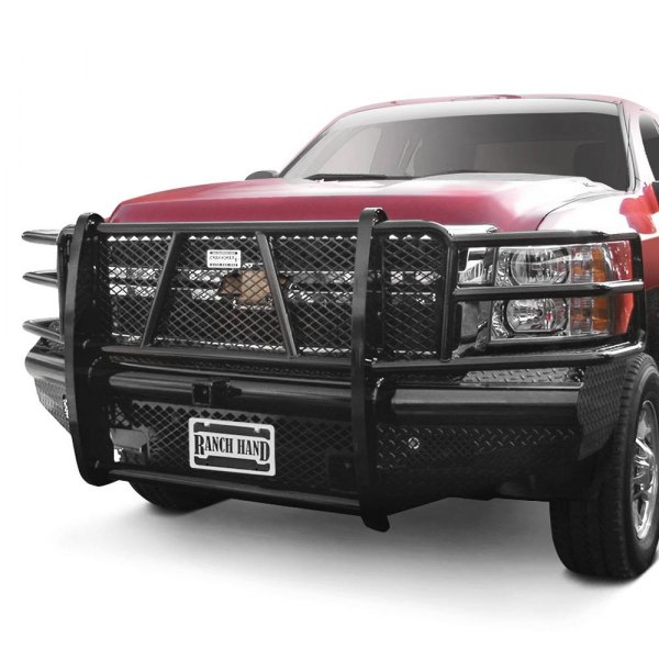 ranch hand chevy silverado 2500 hd 3500 hd without front parking assist sensors 2012 legend. Black Bedroom Furniture Sets. Home Design Ideas
