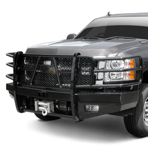 ranch hand chevy silverado 2500 hd 3500 hd without front parking assist sensors 2012 sport. Black Bedroom Furniture Sets. Home Design Ideas