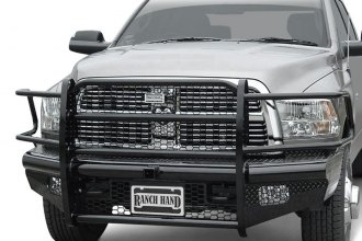 Ranch Hand® - Legend Series Full Width Front HD Black Powder Coat Bumper