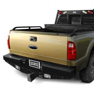 Ranch Hand® - Sport Series Full Width Black Rear HD Bumper