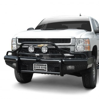 Ranch Hand® - Legend BullNose Series Full Width Front HD Bumper with Pre-Runner Guard