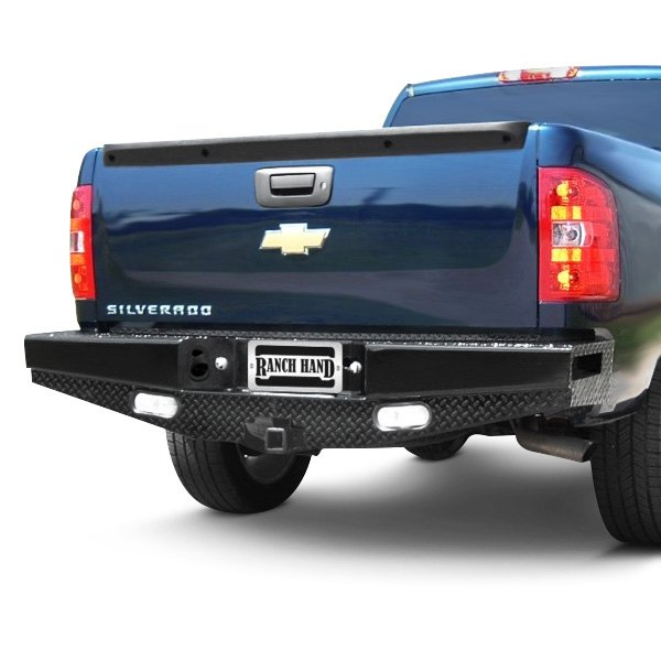 Image may not reflect your exact vehicle!Ranch Hand® - Sport Series Rear Bumper