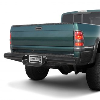 Ranch Hand® - Legend Series Full Width Black Rear HD Bumper