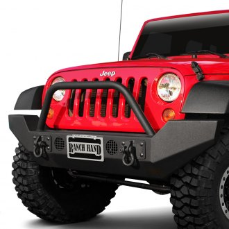 Ranch Hand® - Horizon BullNose Series Full Width Front HD Bumper