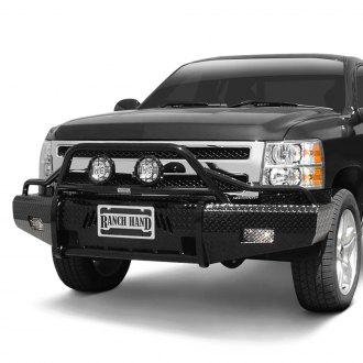 Ranch Hand® - Summit BullNose Series Full Width Front HD Bumper