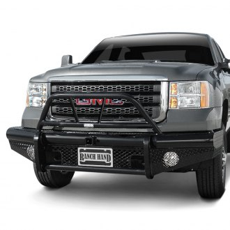 Ranch Hand® - Legend BullNose Series Full Width Front HD Bumper