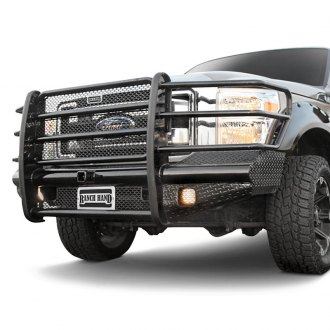 Ranch Hand® - Legend Series Full Width Front HD Bumper with Brush Guard
