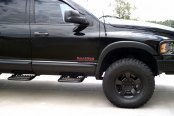 Image may not reflect your exact vehicle!Ranch Hand® - Truck Steps