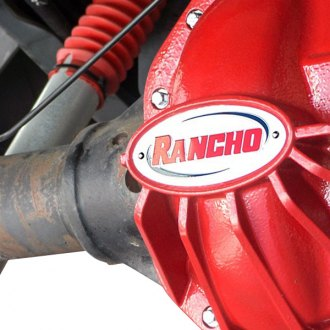 Rancho® - rockGEAR™ Front Differential Cover
