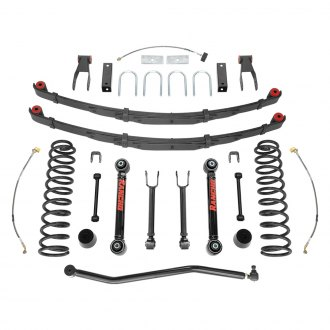 "Rancho® - 3.5"" x 3.5"" Front and Rear Suspension Lift Kit"