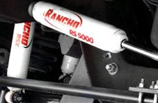 Rancho® - Suspension System on Ford F-150