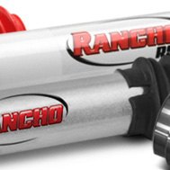 Rancho® - Steering Stabilizer