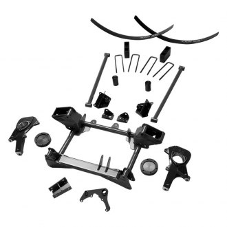 "Rancho® - 4"" x 2.5"" Front and Rear Suspension Lift Kit"