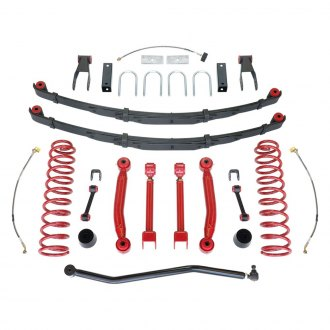 "Rancho® - 3.5"" Front and Rear Suspension Lift Kit"