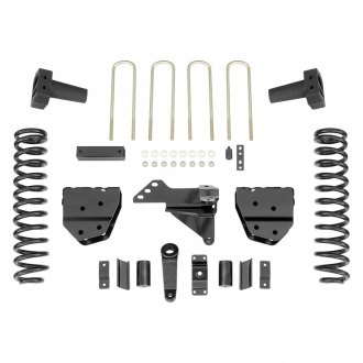 "Rancho® - 5"" x 5.5"" Front and Rear Suspension Lift Kit"