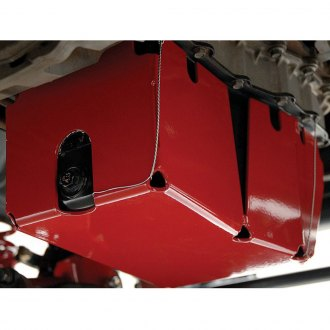 Rancho® - Engine Oil Pan Skid Plate