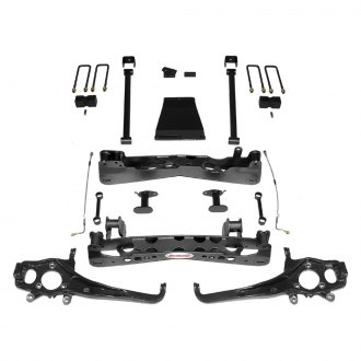 "Rancho® - 4"" x 2.5"" Front and Rear Lift Kit"