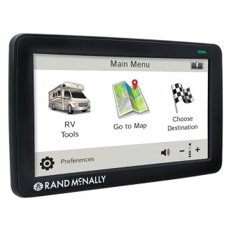 "Rand McNally® - 7"" Vehicle GPS Navigator"