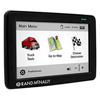 "Rand McNally® - Intelliroute™ TND™ 525 5"" Vehicle GPS Navigator"