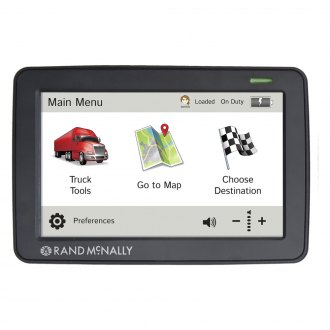 "Rand McNally® - Intelliroute™ TND™ 30 LM 5"" Vehicle GPS Navigator with Lifetime Maps"
