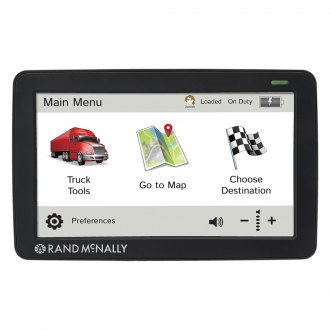 "Rand McNally® - Intelliroute™ TND™ 730 LM 7"" Vehicle GPS Navigator with Lifetime Maps"