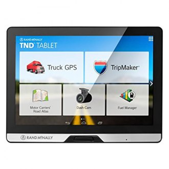 "Rand McNally® - Tnd™ 8"" Truck GPS and Android Tablet"