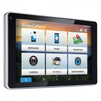 "Rand McNally® - OverDryve™ RV 7"" Vehicle Device with GPS Navigator"