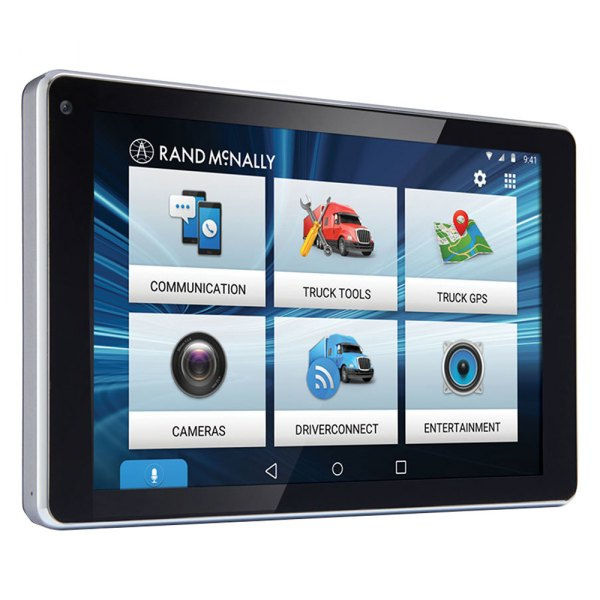 "Rand McNally® - OverDryve™ 7 Pro Truck Device with 7.0"" GPS Navigator"