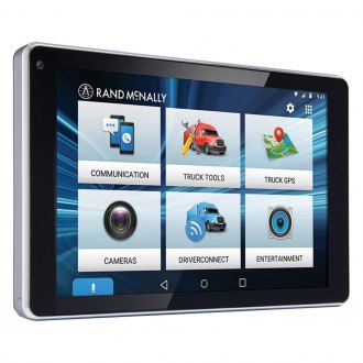 "Rand McNally® - OverDryve™ 7 Pro Truck Device with 7"" Vehicle GPS Navigator"