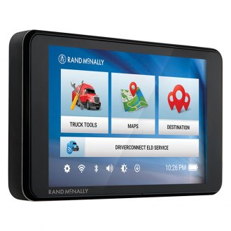 "Rand McNally® - TND 540™ 5"" Vehicle Device with GPS Navigator and Lifetime Maps"