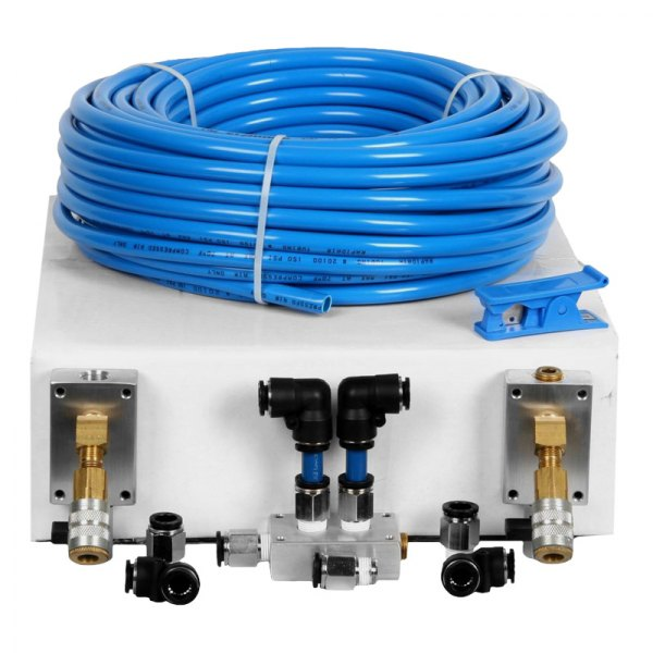 Air Compressor Piping : Rapidair rap quot compressed air piping system