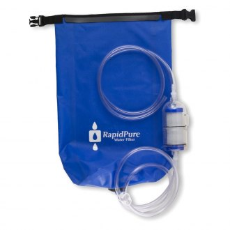 RapidPure® - Explorer Camp 3.4L Water Filtration System 4.5""